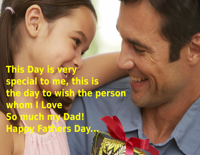 fathers day wishes by a girl quotes