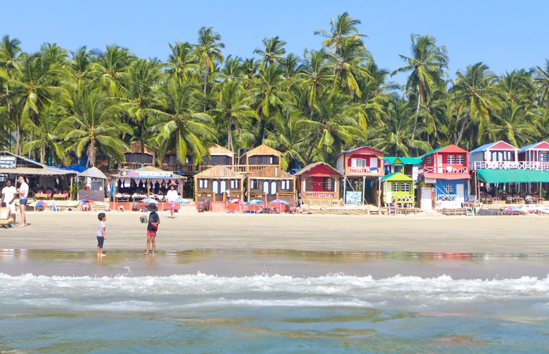 Palolem-India-Beach