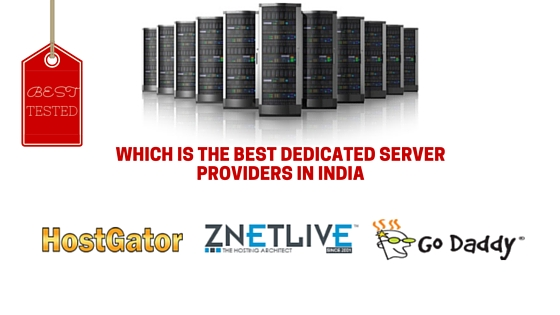 THE BEST DEDICATED SERVER PROVIDERS IN INDIA