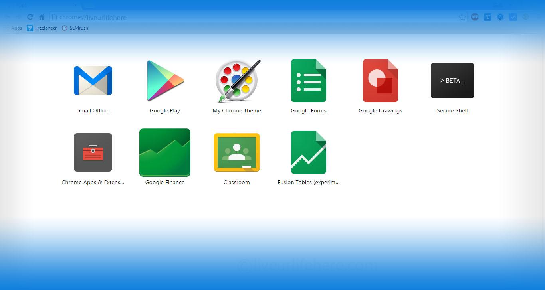 top google chrome app