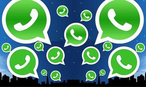 Whatsapp Multiple account