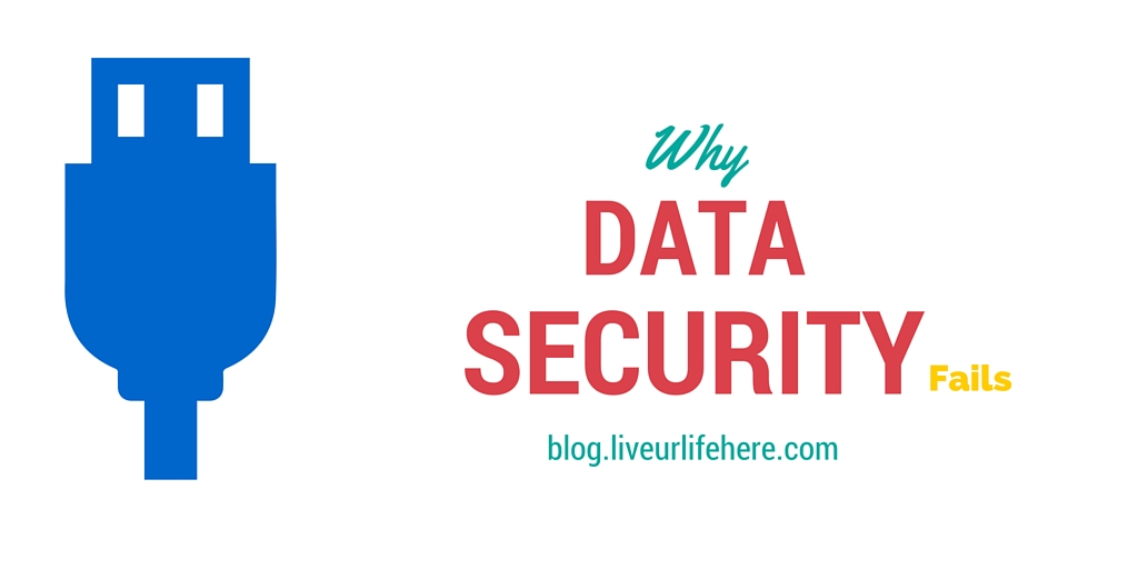 Why Data Security Fails